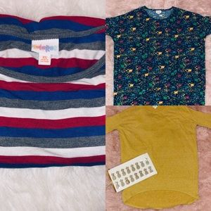 LulaRoe T Shirt Bundle Lot